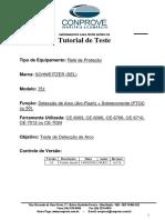 Tutorial_Teste_Rele_SEL_751_Flash_Arc_CTC
