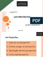 Sesion 02 - Un Proyecto Es....
