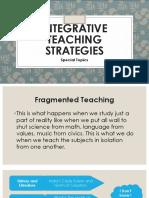 ITS (Integrative Teaching Strategies)