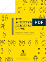 Aberdeen MBA eBook the Authentic Leadership Guide