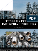 Hocal Pipe Industries - Tuberías Para La Industria Petrolera