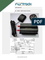 Manual Em Portugues Rastreador TK103