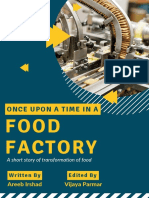 Once Upon a Time in Food Factory