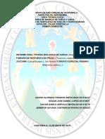 Informe Final fertilidad de suelos