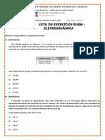 FÍSICA - ELETRODINÂMICA 2 (ENEM).pdf
