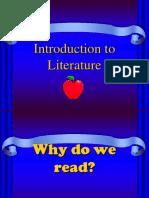 Intro to Literature 2012-2013-1