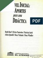 Aportes Para Una Didactica Harf