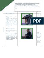 Sección de Actividad Fisica Propuesta - Yisela Andrea Niño
