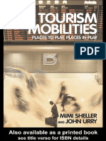 Mimi Sheller - Tourism Mobilities_ Places to Play, Places in Play (2004)