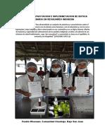 Propuesta Botica Berbaria Pueblos Indigenas