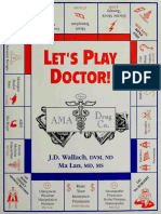 Let's Play Doctor PDF by Joel Wallach ; Lan, Ma