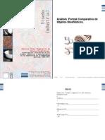Análisis  Formal Comparativo de Objetos Diseñísticos.