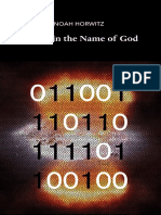 Noah Horwitz - Reality in the Name of God, or Divine Insistence_ An Essay on Creation, Infinity, and the Ontological Implications of Kabbalah-punctum books (2012).pdf