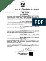 Manual Recepcion de Armas Por El Mp