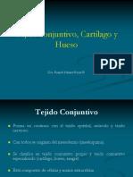 Clase IV Tej Conectivo, Cartilago y Hueso.