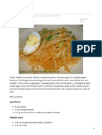 Filipinorecipesite.com Pancit Palabok
