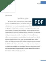 War Story Essay