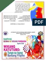 BUWAN NG WIKA COVER
