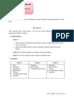 Task 1 M1 LA1 English