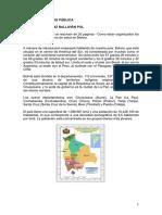 Tarea Modulo 7 - Maestria Salud Publica