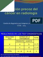 deteccion precoz del cancer en radiologia