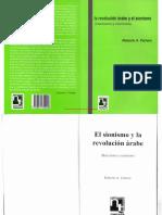 Ferrero Roberto La Revolucion Arabe y El Sionismo Marxismo y Sionismo Nuevos Tiempos 2013(2).pdf