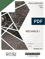 Libro IV - Mecánica I