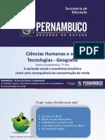 A Exclusão Social e Econômica Brasileira Como Uma Conseqüência Da Concentração de Renda