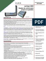 Spanish Brochure SP37258 EasYgen 3000 Series Product Specs