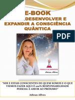 E-book o Que Devemos Fazer Para Expandir a Consciência Quântica