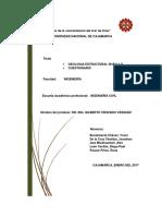 Informe Shaullo Cuest Geo Estructural