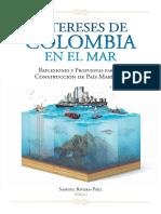Libro Intereses de Colombia en El Mar 2019