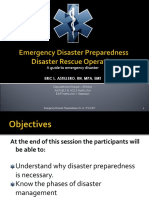 PNA - Emergency Disaster Preparedness.ppt