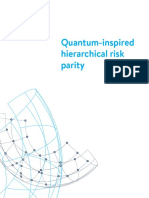 1QBit White Paper – Quantum Inspired Hierarchical Risk Parity