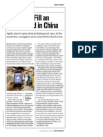 Schemers Fill an iPhone Void in China
