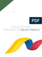 Manual de imagen del ministerio de salud