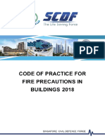 Fire Code 2018 Edition