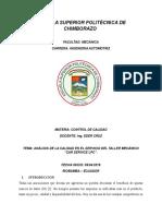 ANALISIS DE LA CALIDAD DE SERVICIO DE UN TALLER AUTOMOTRIZ.docx