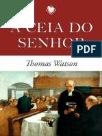 A Ceia do Senhor - Thomas Watson.pdf