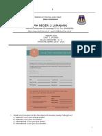 Soal Kelas x Unit 1 (Form)