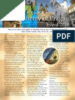 Alchemy of Prague Event_2018