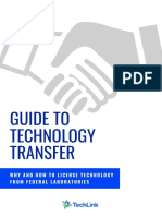 Guide to Transfer Technology