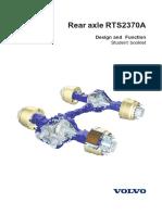 Slides. Rear axle RTS2370A. Texto.pdf