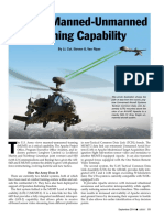 Apache Manned Unmanned Teaming