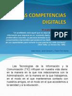 Las Competencias Digitales