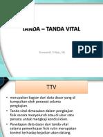 1.Tanda – Tanda Vital