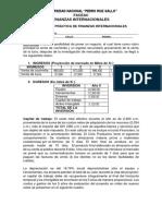 Examen Finanzas Modelo Práctica