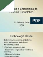 EMBRIOLOGIA OSSEA