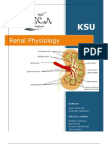 Renal Physiology DONE