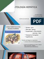 Patología Hepática
